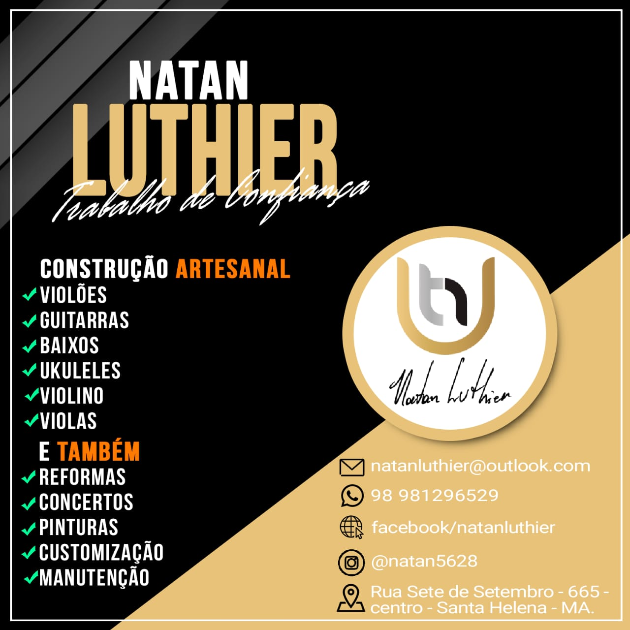 NATAN LUTHIER