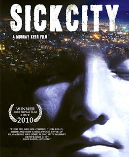 Sick City Poster