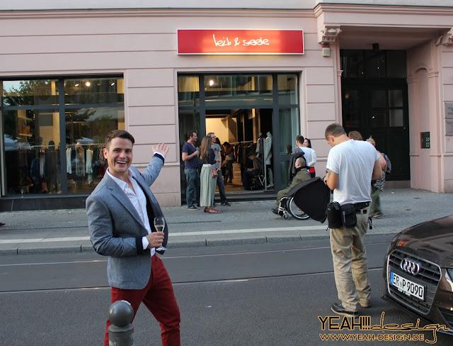 Leib und Seele Eröffnungsfeier in Berlin