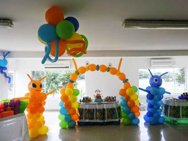 Globostilo decoraciones globos decoracion fiestas con globos for Decoracion de paginas