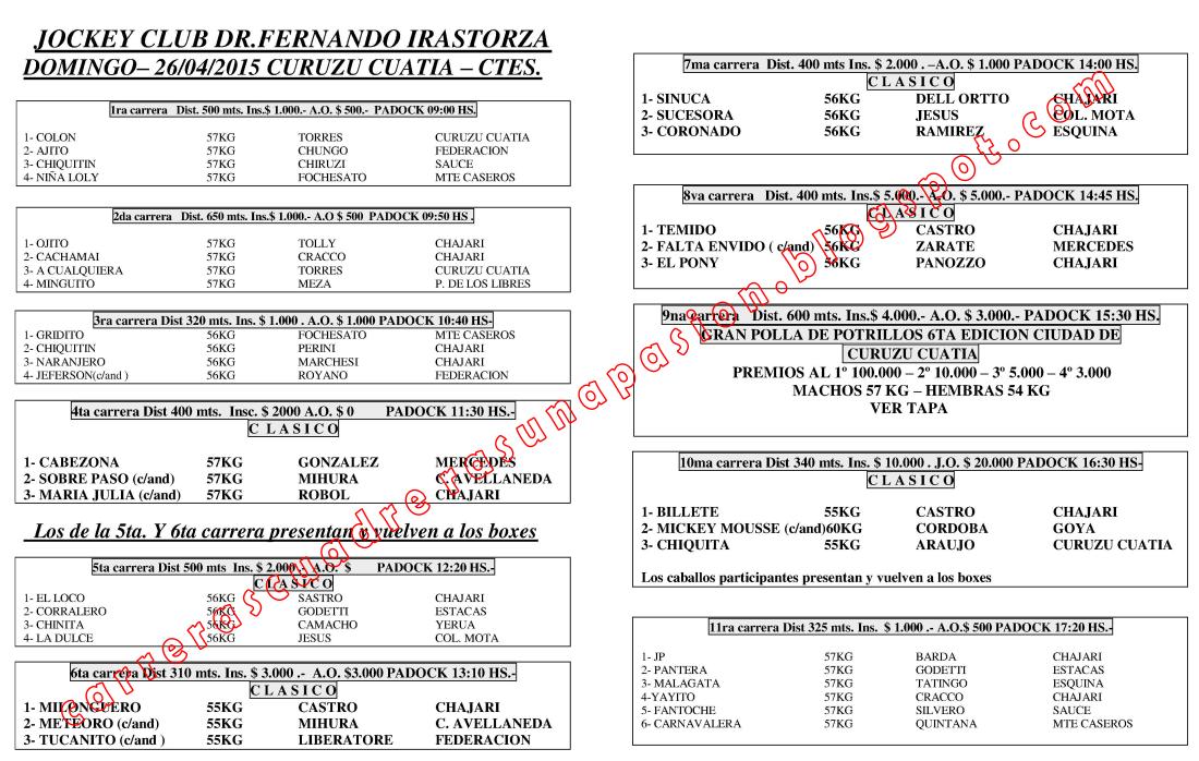 C. CUATIA - INTERIOR - 26.04.2015