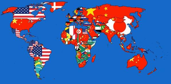 Importaciones en cada país