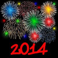 bonne année 2014!