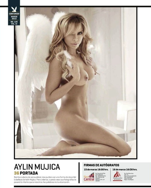 Ailin Mujica Playboy Naked Pictures