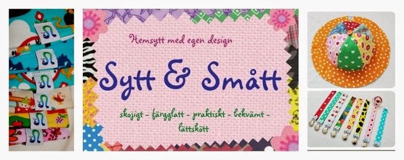 Catarinas Patchwork/ Sytt och Smått