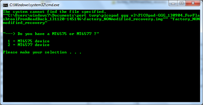 Android Chinese Firmware: CARA PORTING TWRP (TEAM WIN ...