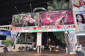 Fans Hungama at Bramaramba Theater-thumbnail-1