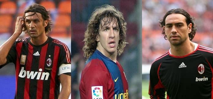Top five defenders of last 20 years