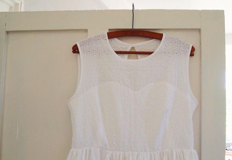 I k n o w l e s n o t h i n g for Organic cotton wedding dress