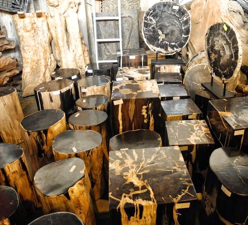 Petrified wood indogemstone for Petrified wood furniture for sale