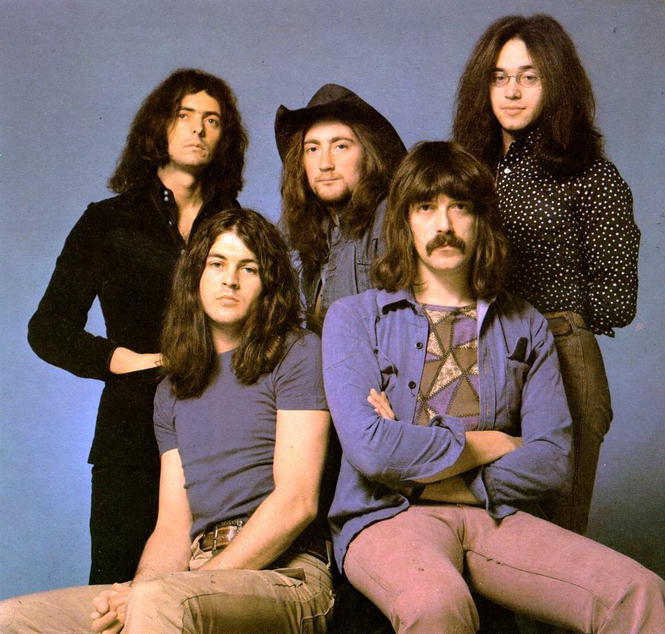 Deep Purple - Stormbringer / Perfect Strangers