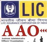 LIC AAO Notification 2013, Application Form