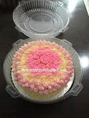 CHEEZY SNOW CAKE