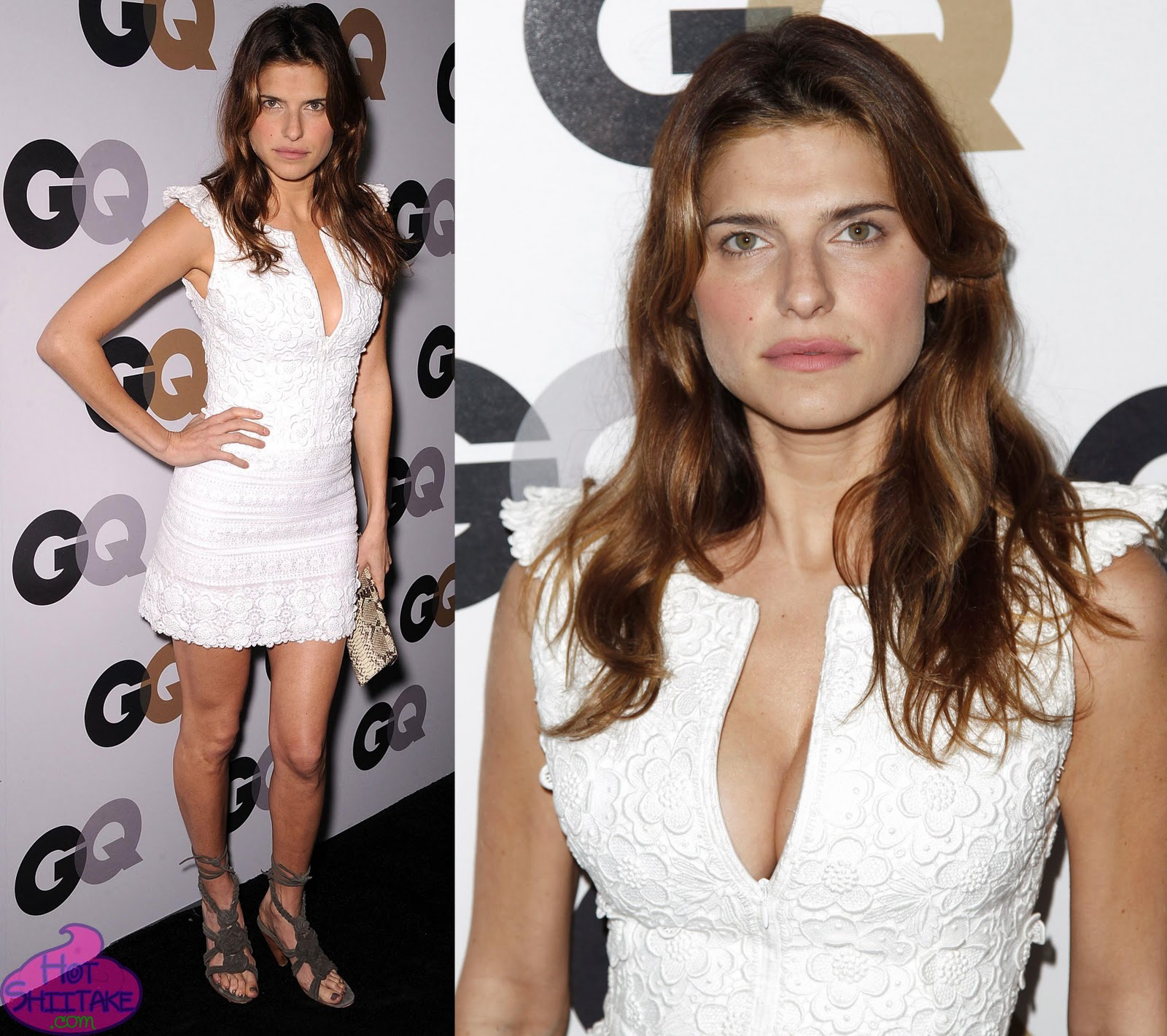 Manly Lake Bell GQ Men of the Year Awards Party