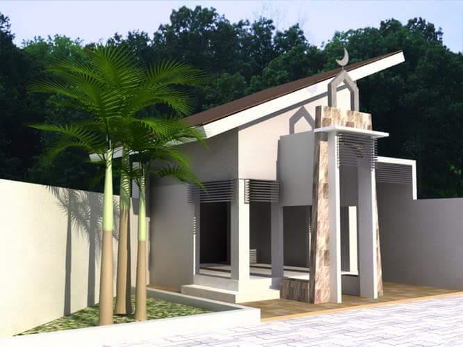 Kumpulan Desain Gambar Musholla Minimalis Cocok Buat Rumah Anda Official Website Ini Gresik