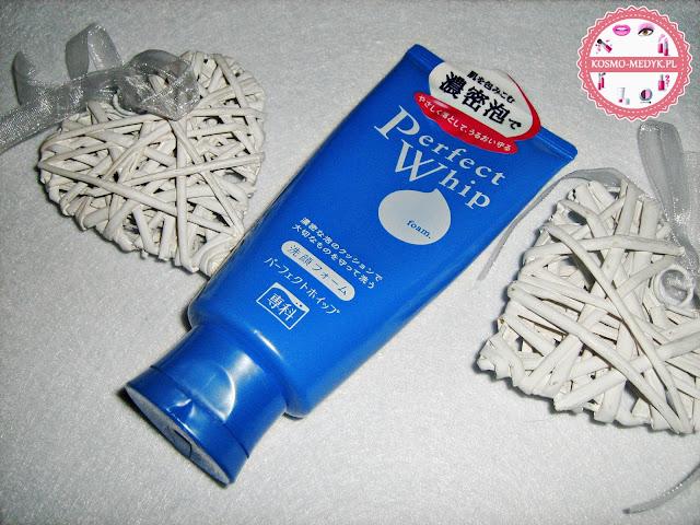 Shiseido Perfect Whip Foam - Japońska pianka do oczyszczania