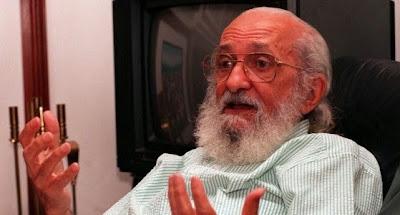 Paulo Freire (Bel Pedrosa/Folhapress)