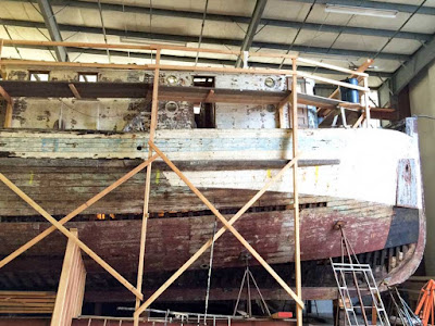 steinbeck log sea cortez boat