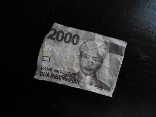 Uang Sobek