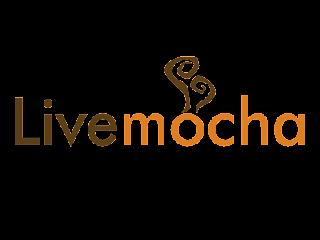 logo livemocha englishclubindonesia.blogspot.com