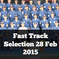 Fast Track Selection 28 Feb 2015