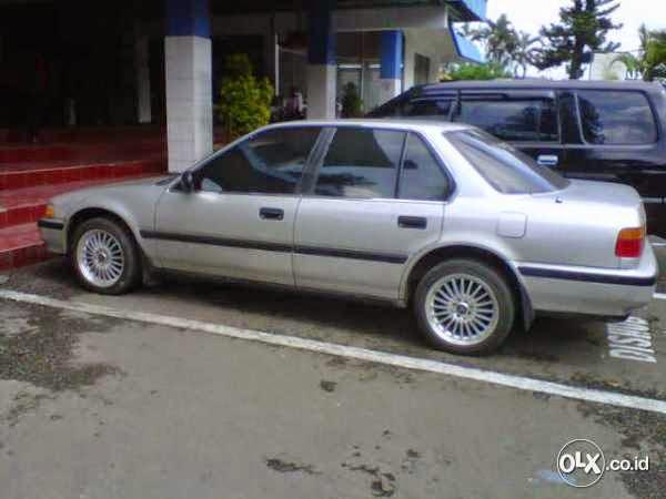 Jual Honda Maestro Silver Bagus, Th90, 45jt aja | Mobil ...