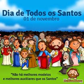 TODOS OS SANTOS DE 2014