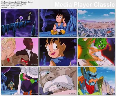 Download Film / Anime Dragon Ball GT Episode 45 Bahasa Indonesia
