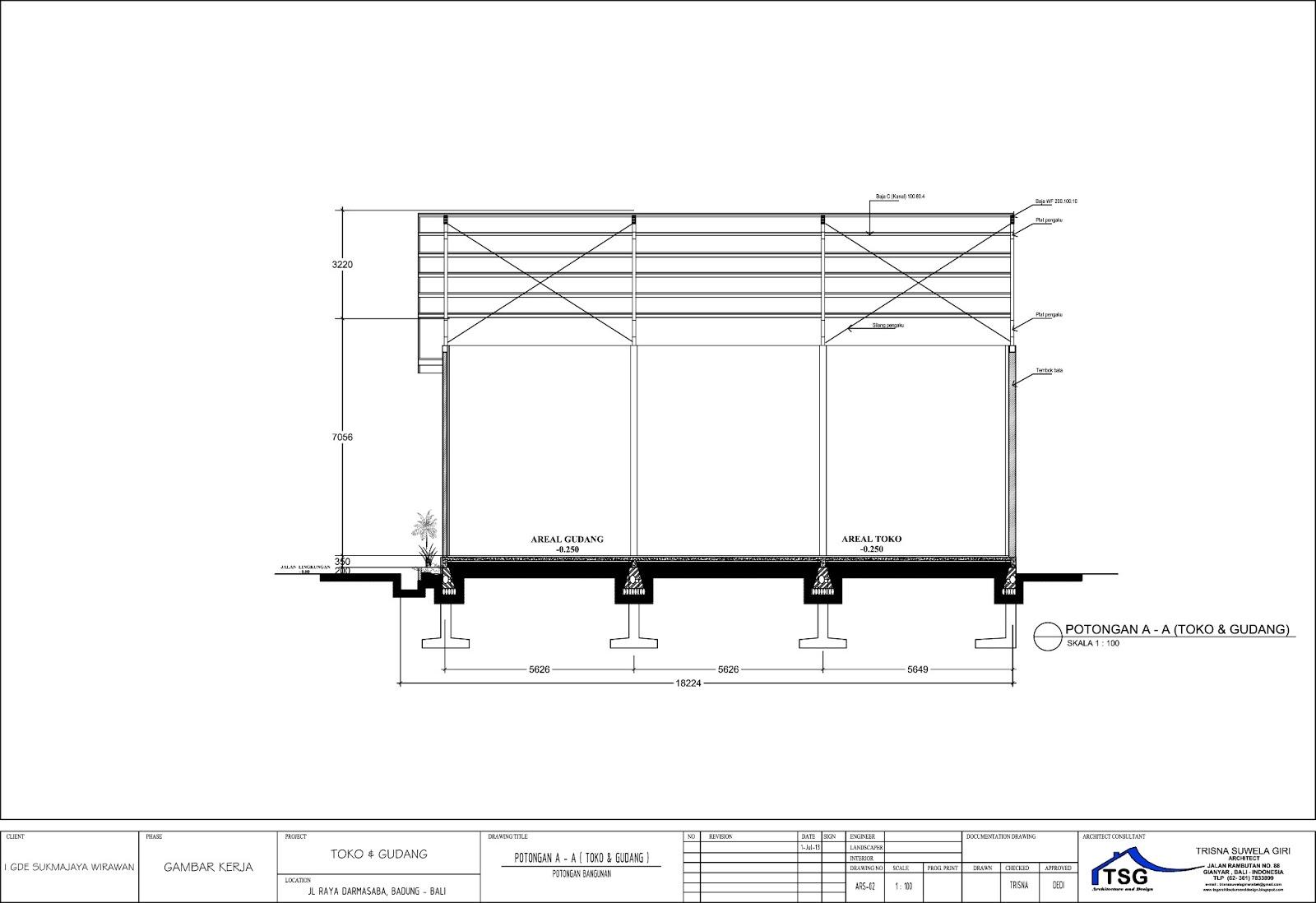 Contoh Gambar Detail Arsitektur Kamar Mandi Tangga Di Rumah | Home Design Idea