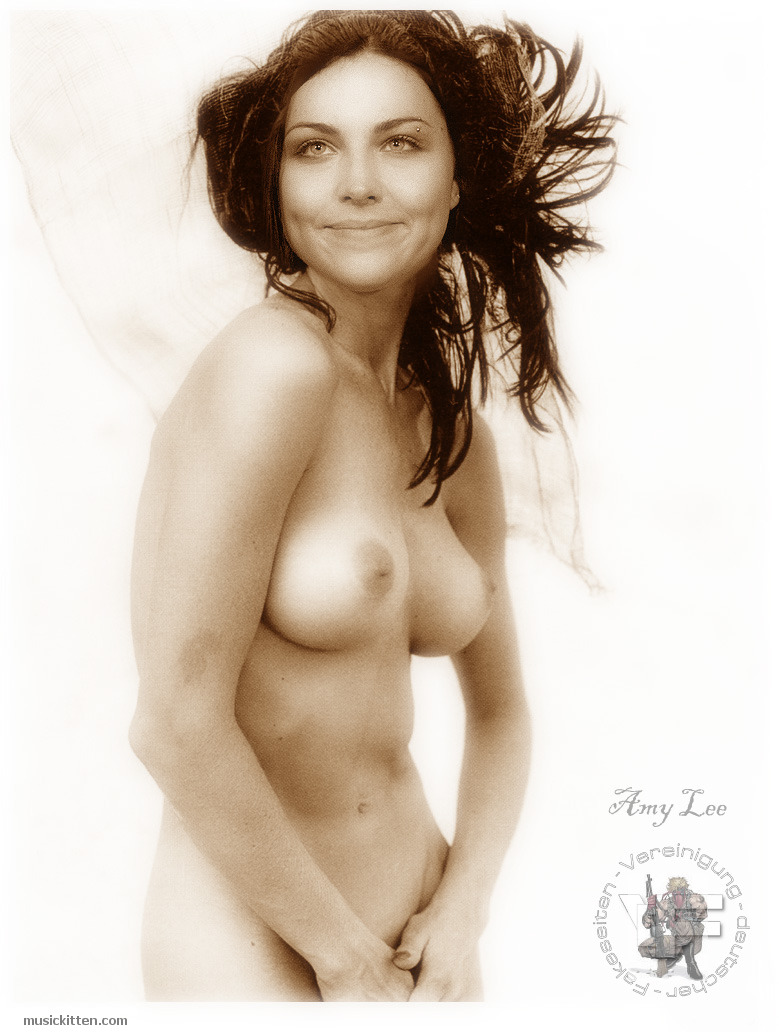 Amy Lee nude fake pictures PART 2