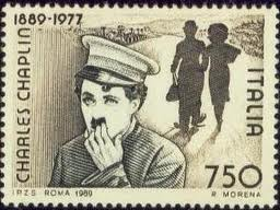 Charles Chaplin  [1889 - 1972]