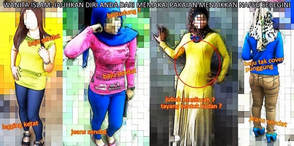 Fesyen SENDAT Inspirasi MAKSIAT