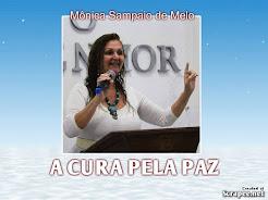 E-BOOK A CURA PELA PAZ - de Mônica Sampaio de Melo