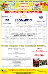 CALENDARIO OTICA DR LEORNARDO CENTRO DE CAJAZEIRAS ENFRENTE A PREFEITURA MUNICIPAL DE CAJAZEIRAS PB