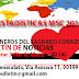 Estadísticas de los MSC | 2014