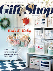 Debi Ward Kennedy published retail displays