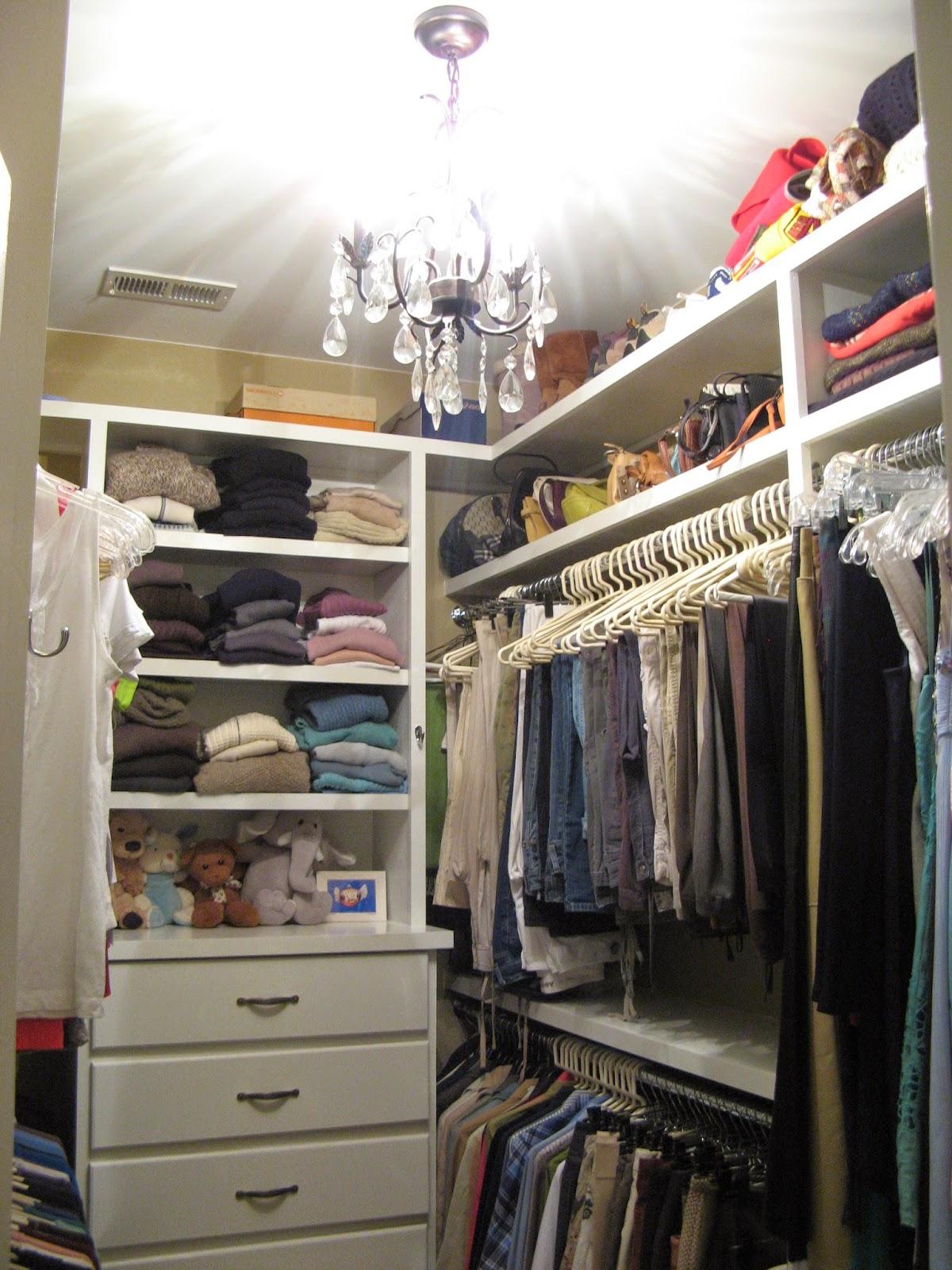 14 Closet Organizing Tips
