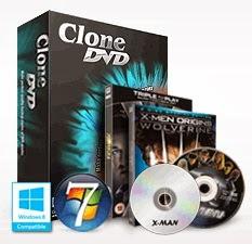 Download CloneDVD Ultimate 7 + Ativação