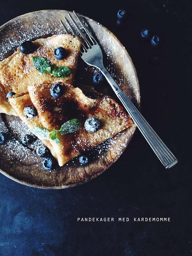 Gammeldags pandekager - Mit livs kogebog