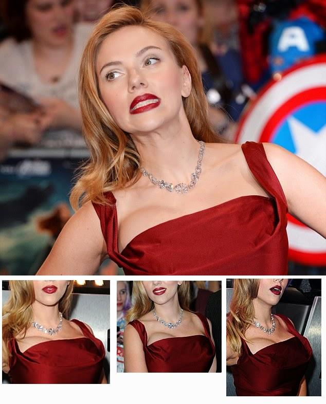 Handjob scarlett johansson Scarlett Johansson