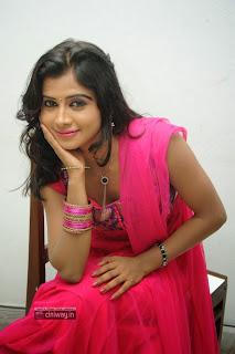 Pallavi-Sresta-Stills-at-Oka-Hindhu-Oka-Muslim-Trailer-Launch