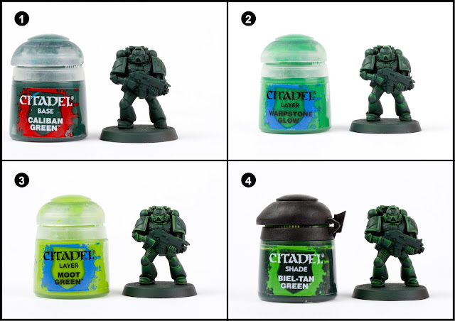 How To Use Games Workshop Dry Paint