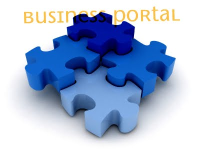 Business portal way in