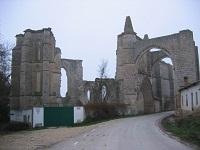 convento en ruinas