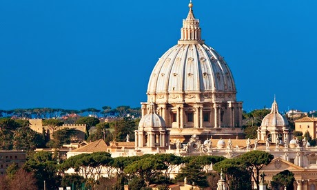 Vatican Cocaine-filled Condoms Parcel Seized By German Customs Officers
