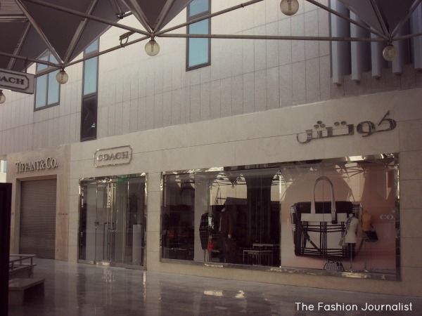 Coach in Khayyat Center Mall, Tahliyah Street, Jeddah