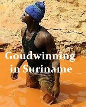 Nieuws over de kleinschalige goudwinning in Suriname