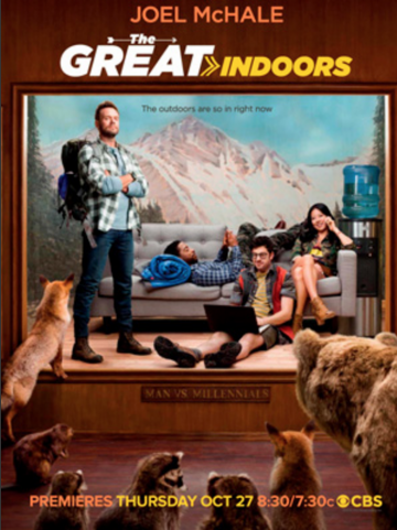 The Great Indoors Saison 1 VOSTFR