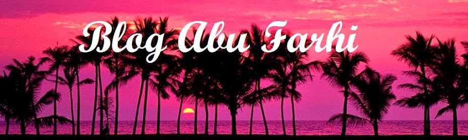 Blog Abu Farhi