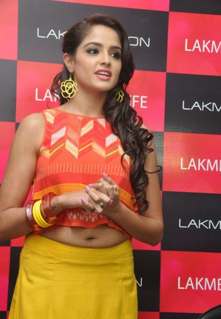 Asmita Sood Stills at Lakme Salon Launch 12.jpg
